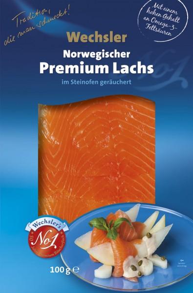 Wechsler Norwegischer Premium Lachs