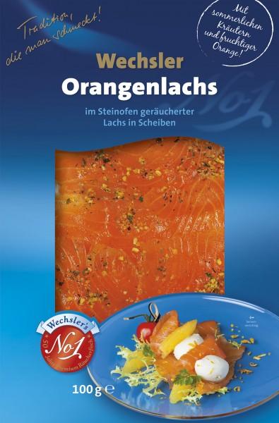 Wechsler Orangenlachs