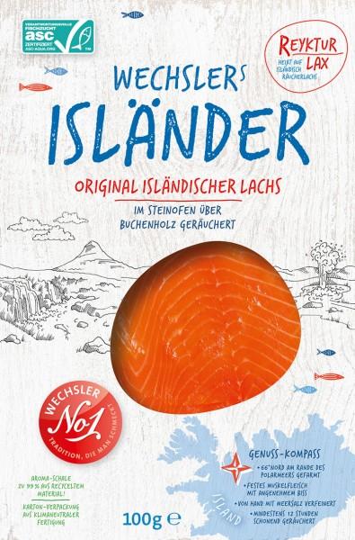 Wechsler Isländischer Lachs