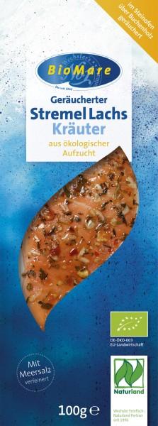 Biomare Stremel Lachs Kräuter