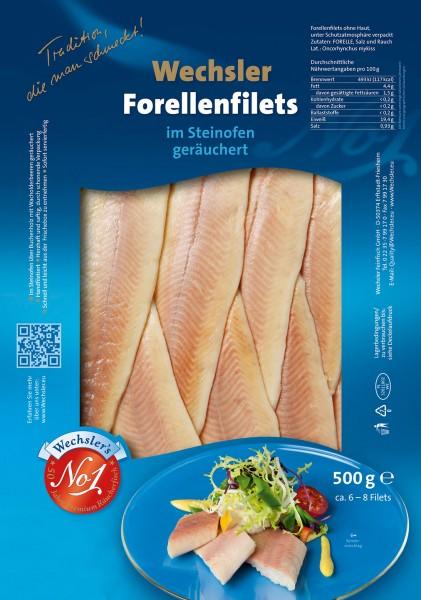 Wechsler Forellenfilets 500g