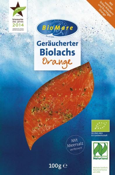 BioMare Lachs mit Orange