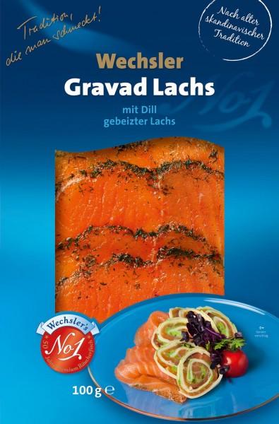 Wechsler Gravad Lachs